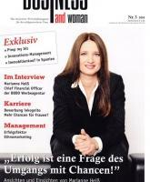 Business and Woman, Oktober 2010